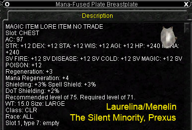The Silent Minority :: The European Everquest Guild on the