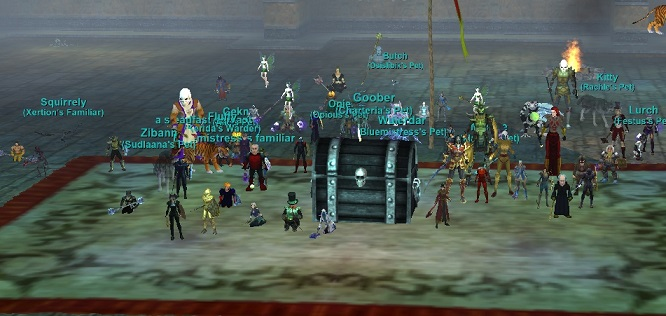 The Silent Minority :: The European Everquest Guild on the Rathe Server